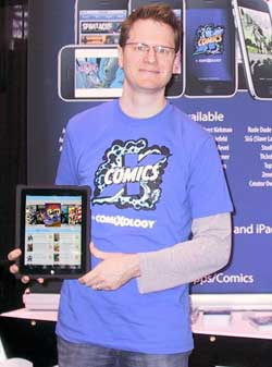 David Steinberger - ComiXology