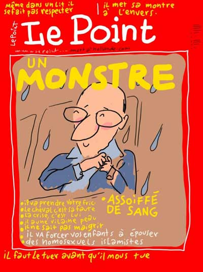 Joann Sfar - Le Point
