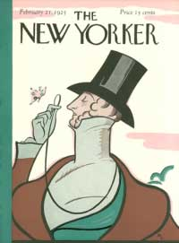 The New Yorker - Eustace Tilley