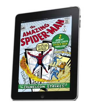 spidermaniPad