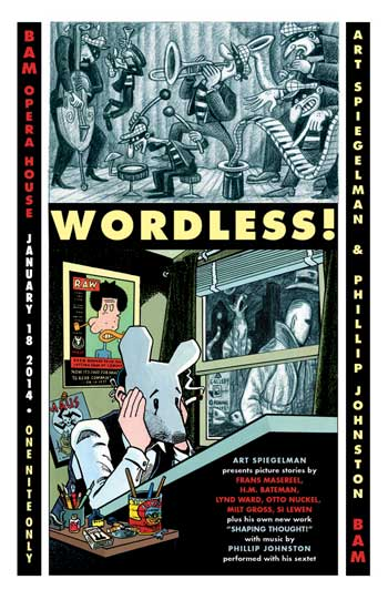 Wordless Art Spiegelman