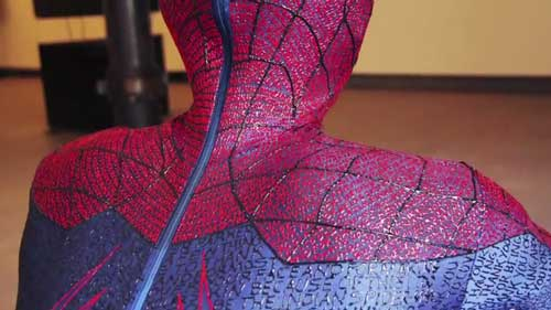 Hetain Patel Spider-Man