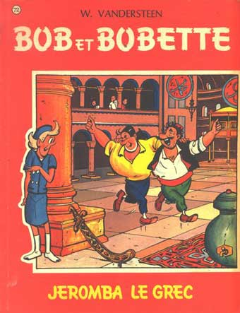 Bob et Bobette, Willy Vandersteen